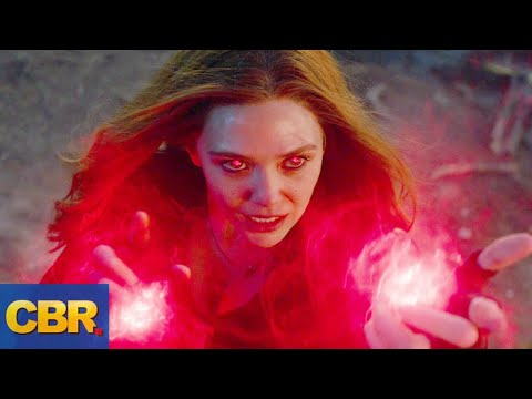 Scarlet Witch Will Be The Next Big MCU Villain