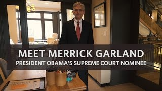 Meet Merrick Garland, President Obama's Supreme Court Nominee