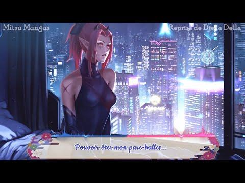 Nightcore French ♪ Coeur Noir – Cover de Djena Della♪  + Paroles HD