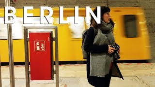 A Day in Berlin with Ella TheBee & Mystery Man - Paris to Berlin Travel Vlog