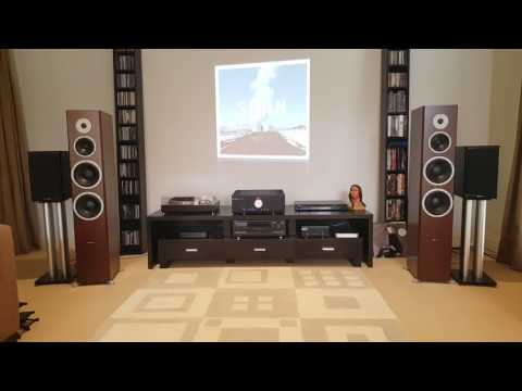 Dynaudio excite x44 & Musical Fidelity M6 500i meet Sohn-Veto ( watch in HD)