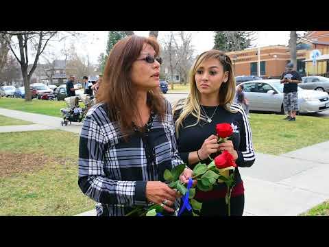 Mother Speaks to Her Missing Daughter at Longmont Prayer Vigil