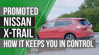 Promoted: Nissan X­Trail'S All­Mode 4x4­I Means You'Re Always In Control