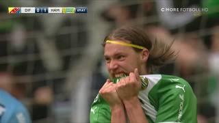 Djurgårdens IF - Hammarby 1-2 (2018-04-29)