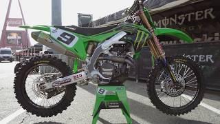 Behind Bars   Adam Cianciarulo's Monster Energy Kawasaki KX450