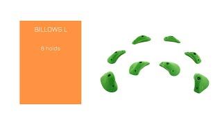 Video: BILLOWS L - Super comfy, ergonomic and positive jugs.