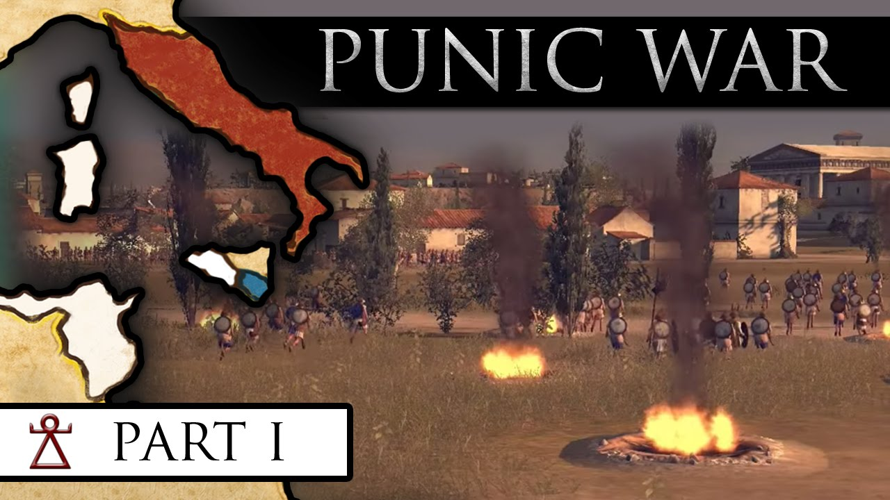 Total War History The First Punic War Part 1 4