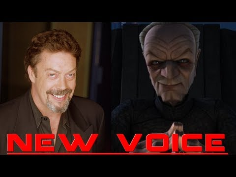 Tim Curry is the New Voice of PalpatineDarth Sidous!