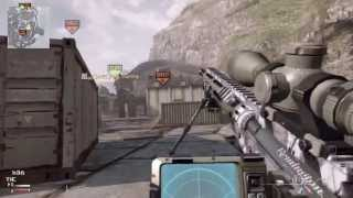 Synergy PRDX: Another Nice Hitmarker (MW3)
