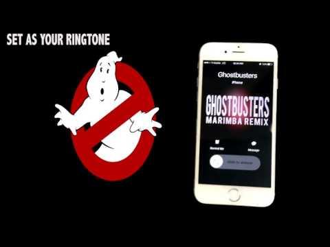 Ghostbusters Theme Marimba Remix Ringtone