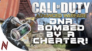 DNA BOMBED BY A CHEATER - Advanced Warfare PC 1080p 60FPS