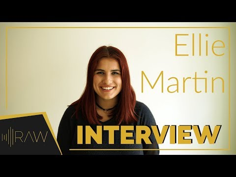 Ellie Martin (Sports Officer)   RAW Interviews