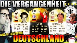 FIFA 16: ULTIMATE TEAM DEUTSCH - DIE VERGANGENHEIT - Deutschland! [6 LEGENDS OMG MATTHÄUS!] #41