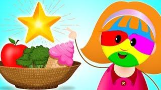 Download ¿De Qué Color Son las Cosas? - Canciones para Aprender | Campo Infantil Mp3 and Videos