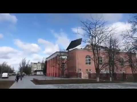 Сильный ветер в Николаеве сдул крышу