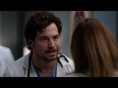 DeLuca Breaks Up With Meredith - Grey's Anatomy