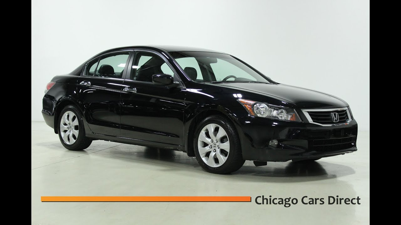 chicago cars direct presents a 2008 honda accord ex l v6 sedan in high definition youtube. Black Bedroom Furniture Sets. Home Design Ideas