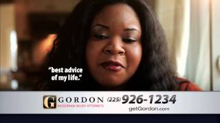 Louisiana Injury Attorney | Car Wreck | Best Advice | Get Gordon McKernan
