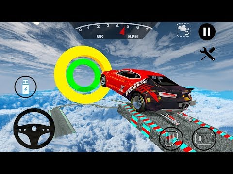 Extreme Car Stunts Driving Simulator (by GOOD GAMES INC) Android Gameplay [HD]