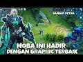 JUJUR PALING PUAS LIAT MAP MOBA INI!! KING OF GLORY GRAPHIC AND MAP UPDATE GAMEPLAY