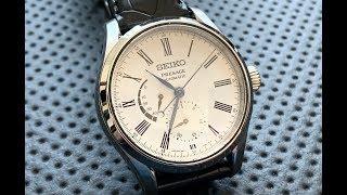 The Seiko Presage Enamel Multi-Hand SPB045 Wristwatch: The Full Nick Shabazz Review