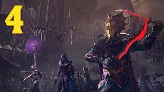 Total War: Warhammer 2 - Mroczne Elfy - Błogosławiony Lęk #4