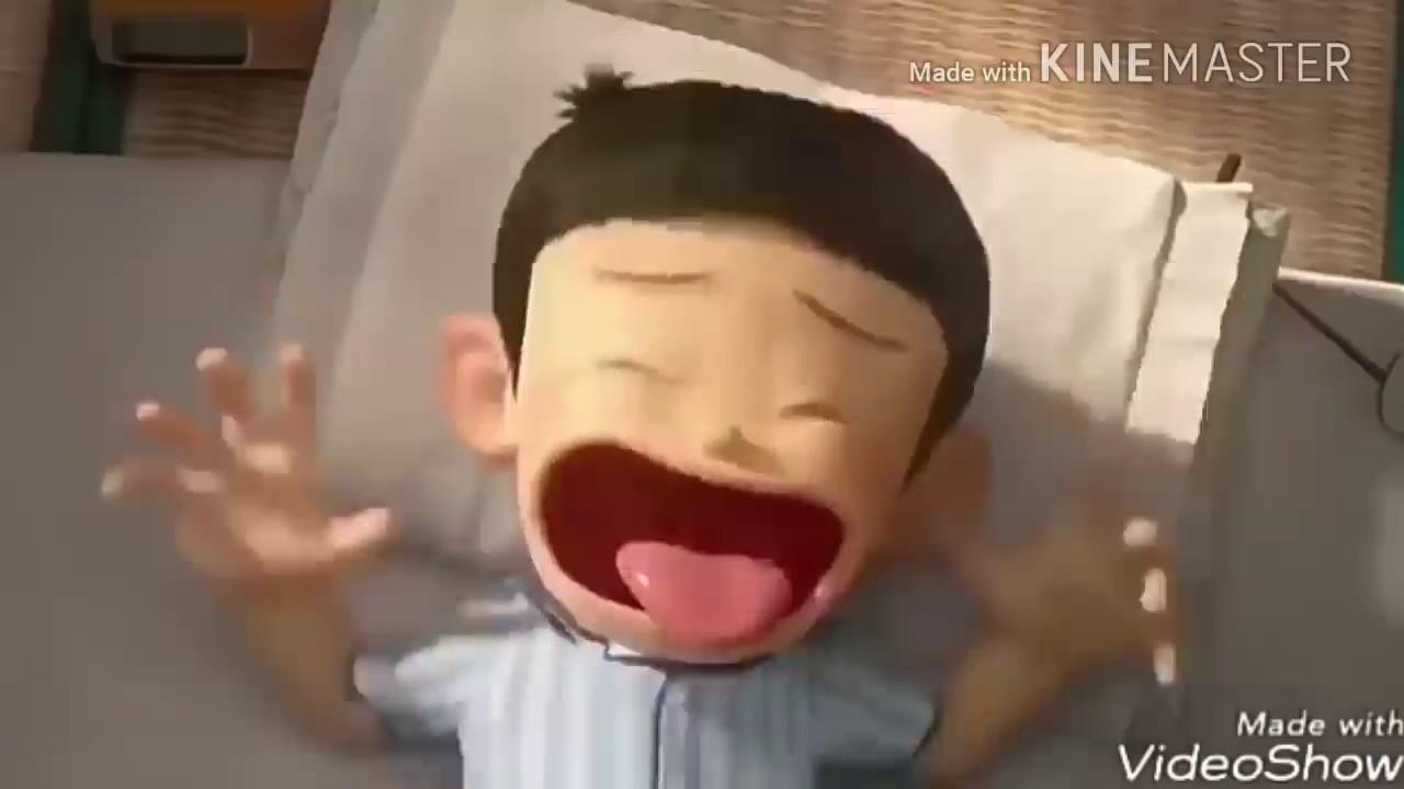 Không yêu thêm ai được nữa – Doraemon