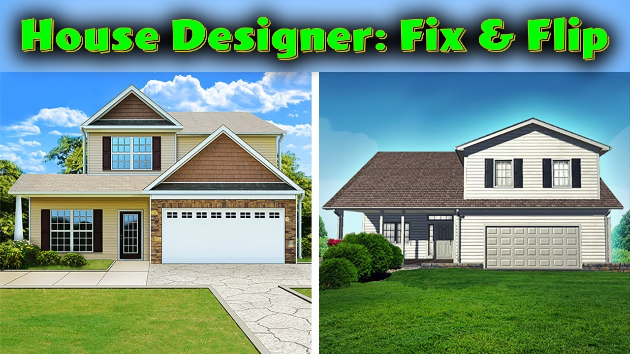 Let S Play House Designer Fix Flip Ep 1 Android Ios Mobile