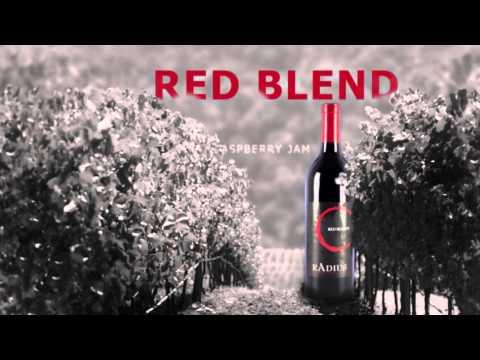 Washington State Red Wine Radius Cabernet