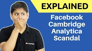 Facebook's Cambridge Analytica Data Scandal Explained!