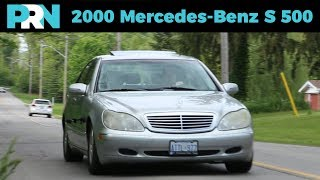 2000 Mercedes-Benz S500 & 2004 S430 [W220] | TestDrive Spotlight