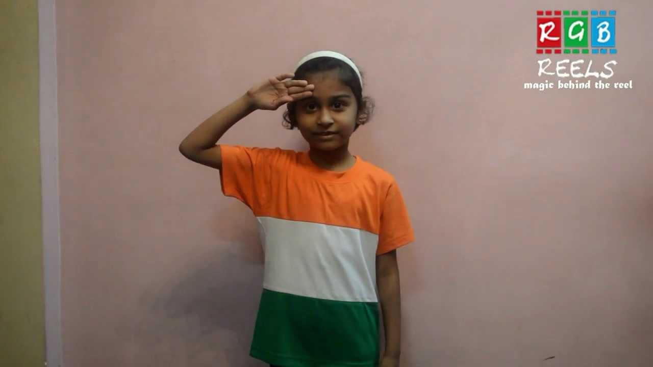 Indian Flag Colour Meaning Swara Godase Youtube