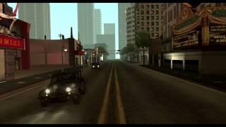GTA San Andreas Film | Modern War | Современная война