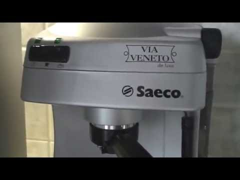 saeco poemia pressurized filter holder how to clean