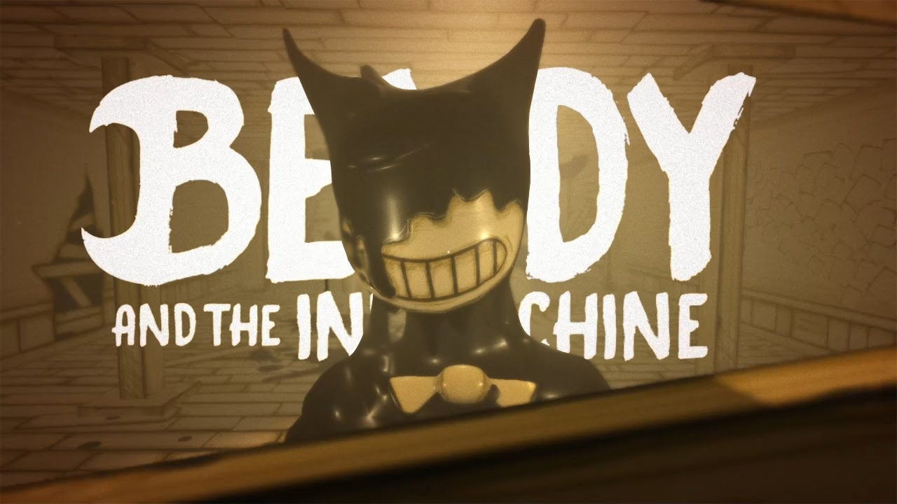 LIVING COLOR Bendy and the Ink Machine Chapter 1 YouTube