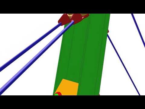 Sabo Bridge - Conceptual Repair Sequence