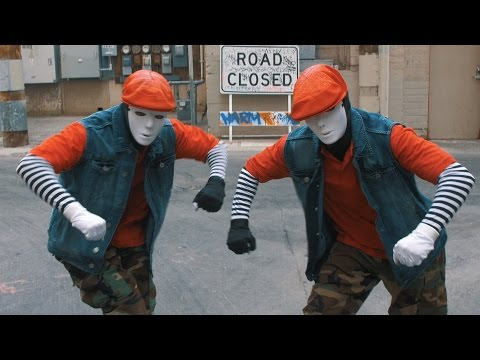 Jabbawockeez - It's Just Begun