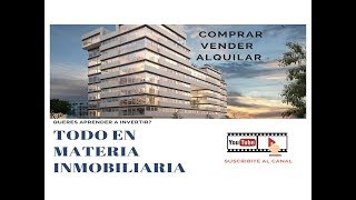 Todo en Materia Inmobiliaria  - SUSCRIBITE / Gustavo R. Company