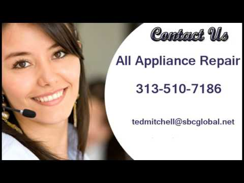 Get the Professional All Appliance Repair Services in Detroit MI