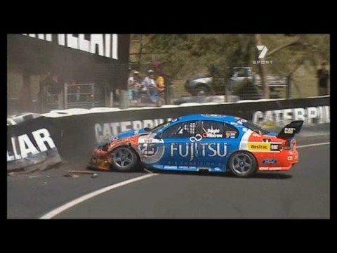 V8 Supercars Crashes