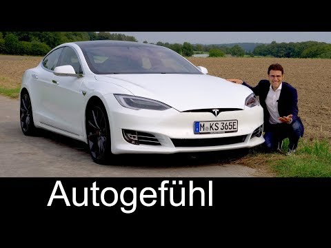 Tesla Model S p100d FULL REVIEW with acceleration test & range experience - Autogefühl
