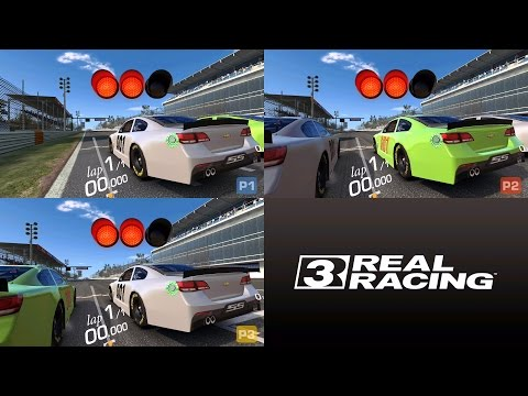 First Look: Real Racing 3 For Apple TV