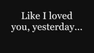 Repeat youtube video My Chemical Romance - I Don't Love You Lyrics
