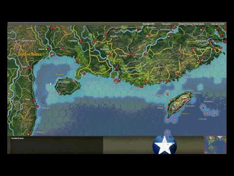 War in the Pacific: Admiral's Edition Grand Campaign Jan 06, 1944