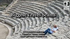 World's Biggest Travel Scams