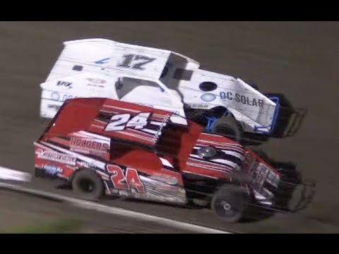 Kings Speedway 2015 Dirt Nationals Heat Races