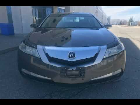 ACURA TL 2010 FOR SALE AT AUTODRIVE CANADA - USED CAR DEALERSHIP IN VAUGHAN, ON, CANADA