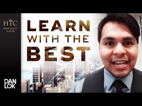 "Sales Motivation: ""Learn With The Best"" - HTC Testimonial"