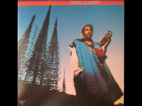 Don Cherry 1977 (Brown Rice) Vinyl Rip (Full Album) Promo Copy