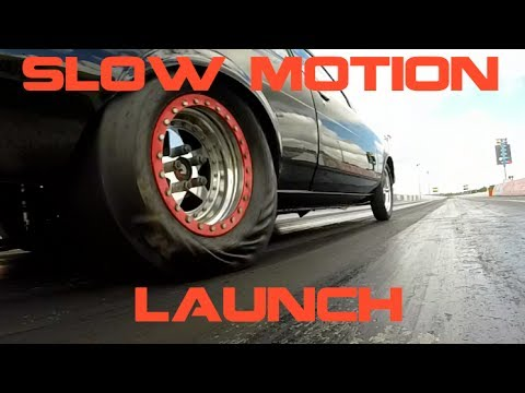 Slow Motion Drag Race Launches Gopro Hero 3 Youtube